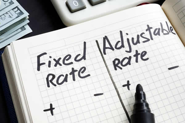 Fixed Rate and Adjustable Rate Mortgages with Valley Mortgage, Inc.